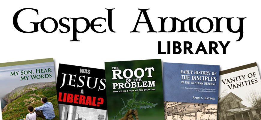 Gospel Armory Library