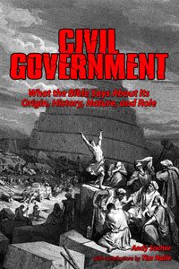 Civil Government - cover