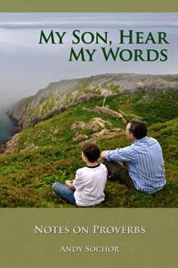 My Son, Hear My Words (cover)