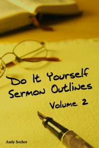DIY Sermon Outlines: Volume 2 (cover)