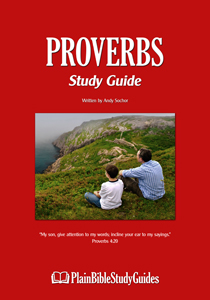 Proverbs Study Guide