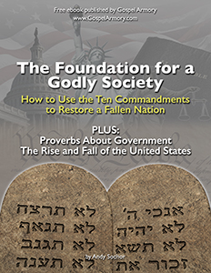 The Foundation for a Godly Society (free ebook)