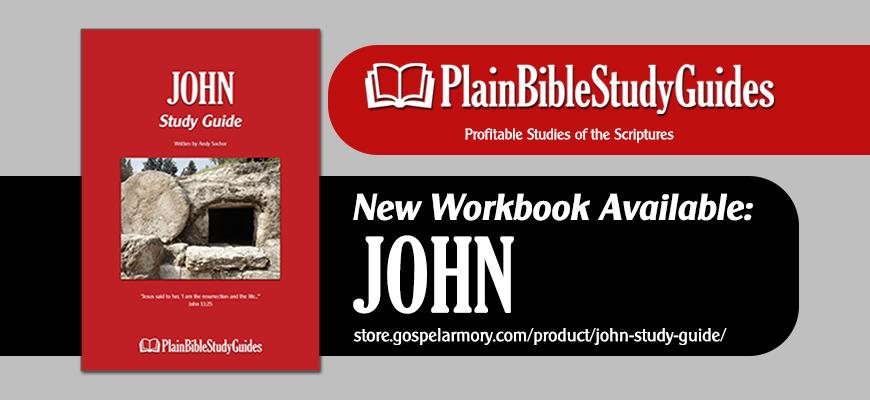 John Study Guide