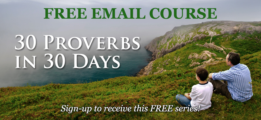 30 Proverbs in 30 Days (Email Course)
