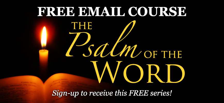 The Psalm of the Word (Email Course)