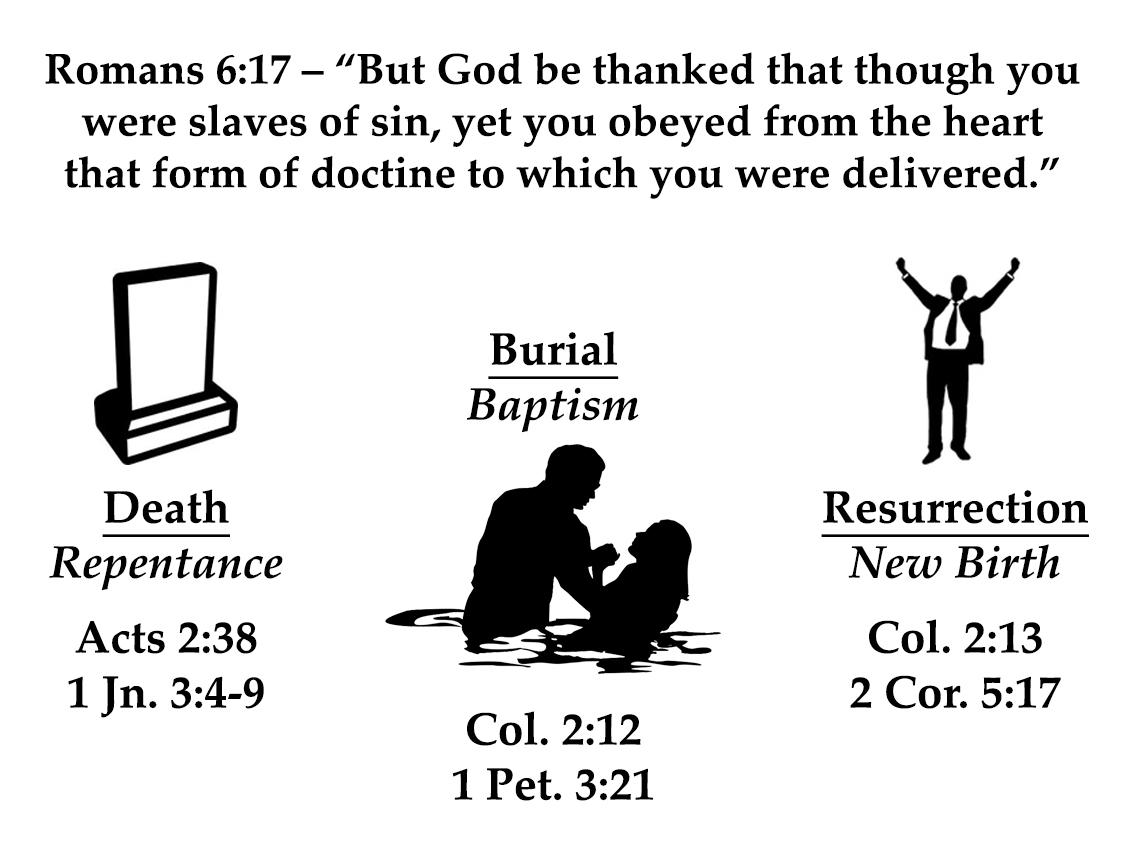 Romans 6:17