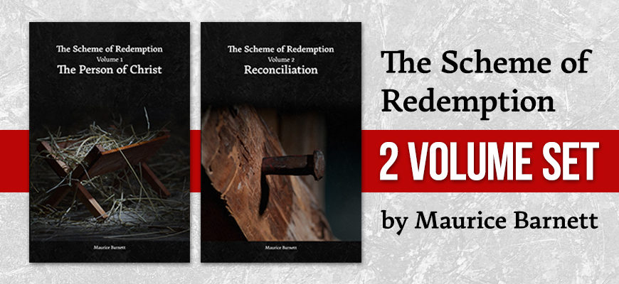 The Scheme of Redemption (2 Volume Set)