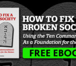 How to Fix a Broken Society