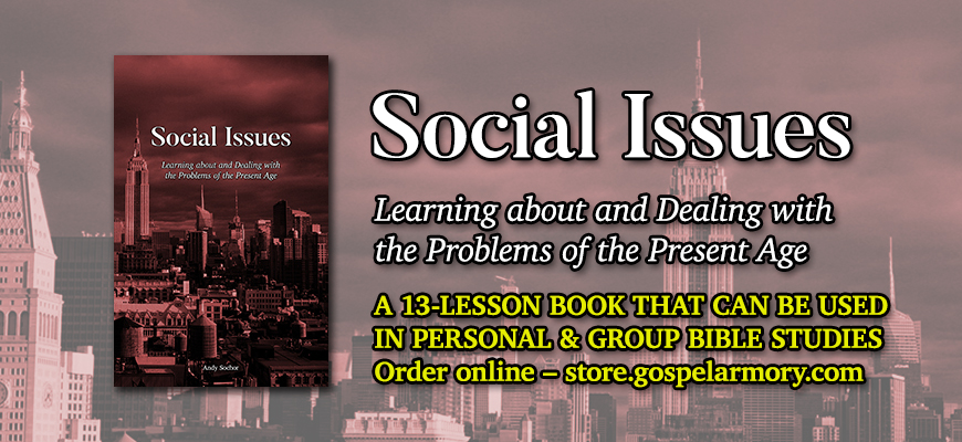 Social Issues: Learning about and Dealing with the Problems of the Present Age